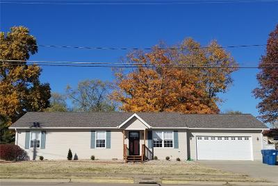 Maryville Single Family Home For Sale: 6318 W Main Street
