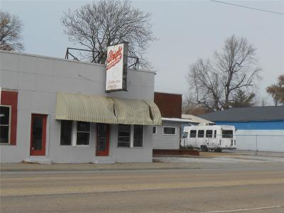 Granite City Commercial For Sale: 2209 Madison Avenue