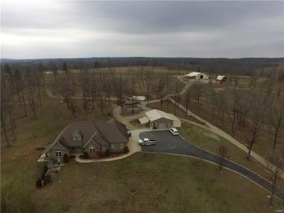 St Francois County Single Family Home For Sale: 6131 Germania