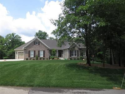 Wildwood Single Family Home For Sale: 18609 Windy Hollow Lane