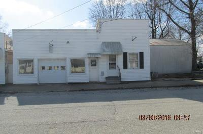 Commercial For Sale: 209 South Poplar Street