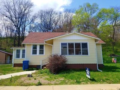 La Grange MO Single Family Home For Sale: $64,000