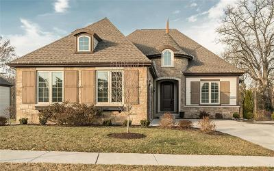 Creve Coeur Single Family Home Contingent No Kickout: 12705 Creekside View Drive