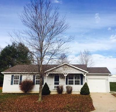 Lincoln County, Warren County Single Family Home For Sale: 815 Daniels Trail
