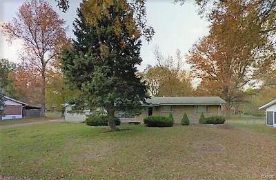Single Family Home For Sale: 1525 Crossett