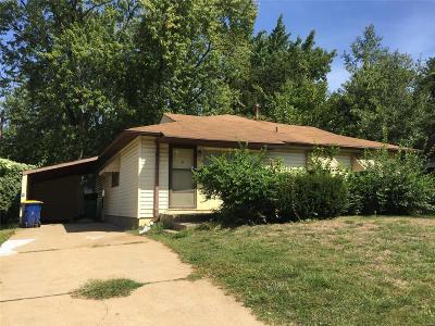 Single Family Home For Sale: 1753 Nemnich Avenue