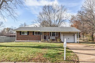 Single Family Home Option: 869 Castleaire Parkway