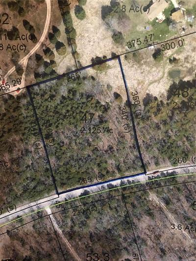 Robertsville MO Residential Lots & Land For Sale: $8,000