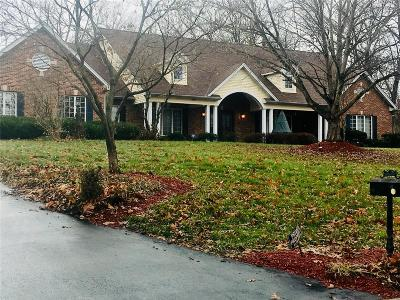 Florissant Single Family Home For Sale: 16612 Jamestown Forest