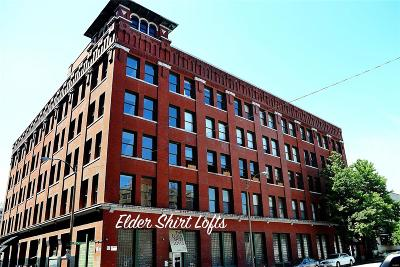 St Louis City County Condo/Townhouse For Sale: 703 North 13th #501