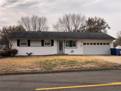 Florissant Single Family Home For Sale: 770 Mullanphy