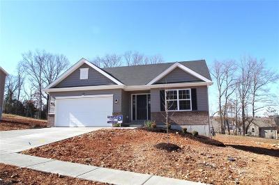 O'Fallon Single Family Home For Sale: 418 Dusty Brook Drive