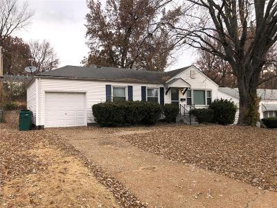 Single Family Home For Sale: 1219 Avant