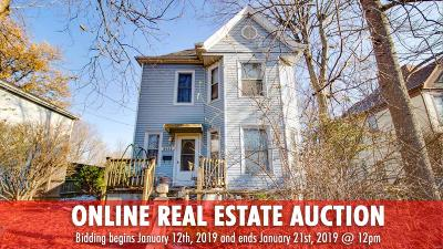 Alton Single Family Home For Sale: 1205 Central Avenue
