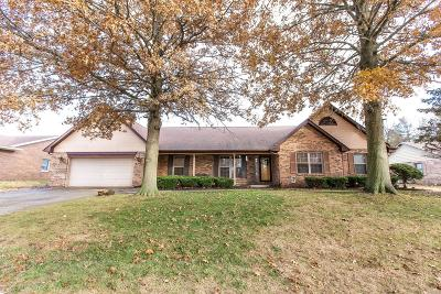 Swansea IL Single Family Home For Sale: $159,900