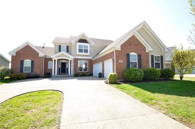 Shiloh Single Family Home Active Under Contract: 3415 Chippewa