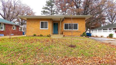 Alton Single Family Home For Sale: 332 Lindenwood