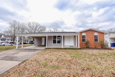 Fenton Single Family Home For Sale: 1248 Pequeno