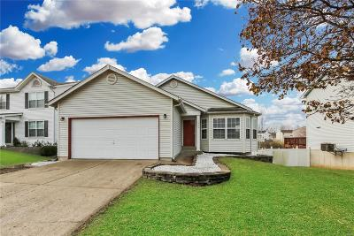 Florissant Single Family Home Contingent No Kickout: 1343 Parmer Drive