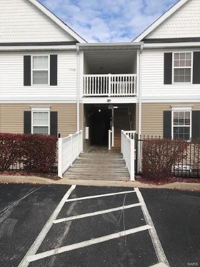 O'Fallon Condo/Townhouse For Sale: 11203 Spring Creek Lane