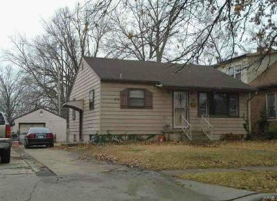 Granite City Single Family Home For Sale: 2214 Edwards Street