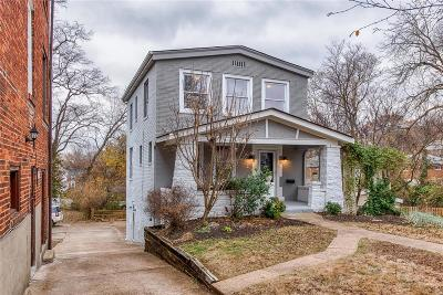 St Louis Single Family Home For Sale: 7110 Dale Avenue
