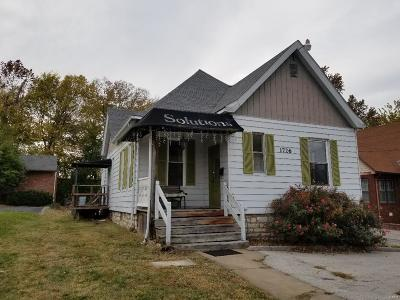 Alton Single Family Home For Sale: 1726 Main Street
