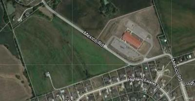 Wentzville Residential Lots & Land For Sale: 306 Mexico Road