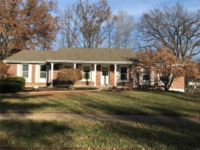 Chesterfield Single Family Home Active Under Contract: 1962 Ridge Lake Drive