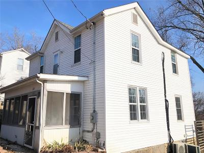 New Haven MO Single Family Home For Sale: $91,800