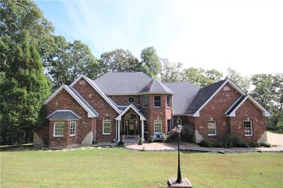 Ballwin Single Family Home For Sale: 724 Old Kiefer Creek Road