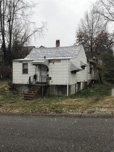 Franklin County Single Family Home For Sale: 408 East 2nd