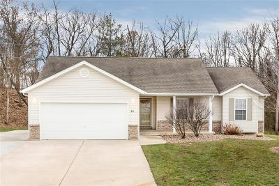Lincoln County, Warren County Single Family Home For Sale: 571 Creekwood Boulevard