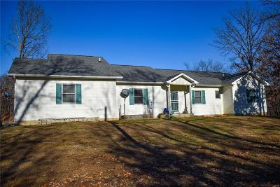 Franklin County Single Family Home For Sale: 1057 East Springfield Road