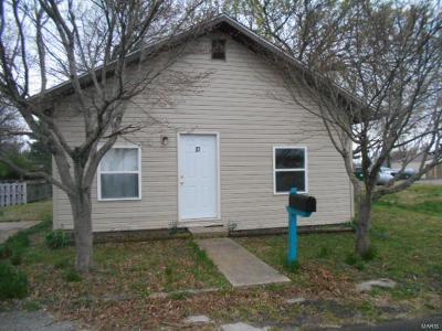 Franklin County Single Family Home Contingent No Kickout: 37 Crockett Street