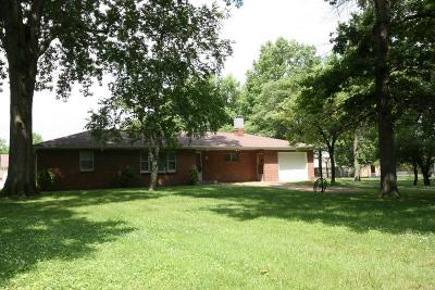 Belleville, Collinsville, Edwardsville, Glen Carbon, Highland, O Fallon, St Jacob, Swansea, Troy, Caseyville, Columbia, Fairview Heights, Lebanon, Mascoutah, Millstadt, New Baden, Shiloh, O'fallon Single Family Home For Sale: 11 Country Side Lane