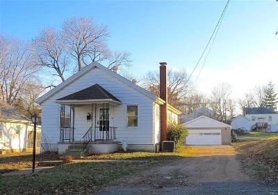 Alton Single Family Home For Sale: 3703 Horn Avenue