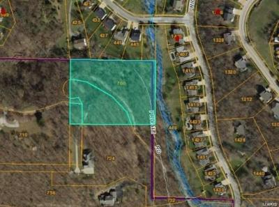 Ballwin MO Residential Lots & Land For Sale: $150,000