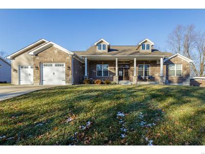 Ballwin MO Single Family Home For Sale: $519,000
