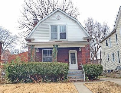 Maplewood Single Family Home Active Under Contract: 7231 Moller Avenue