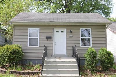 University City Single Family Home For Sale: 6624 Etzel Ave