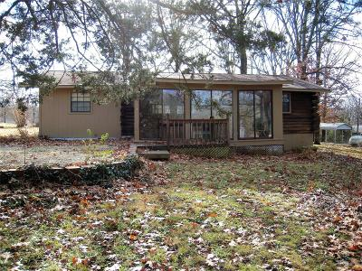 Cuba MO Single Family Home For Sale: $59,900