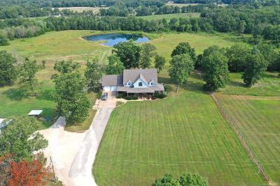 Cuba MO Single Family Home For Sale: $649,000