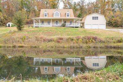 De Soto Farm For Sale: 4999 Pagel Road