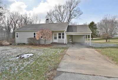 Warrenton Single Family Home For Sale: 211 South East Street