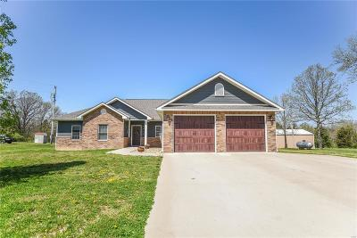 Rolla MO Single Family Home For Sale: $219,900
