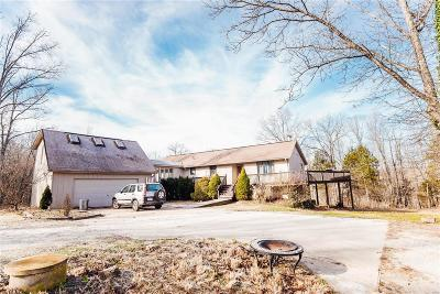 Rolla MO Single Family Home For Sale: $382,500