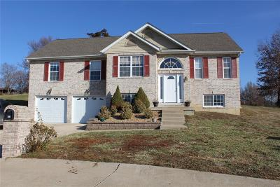 New Haven MO Single Family Home For Sale: $179,900