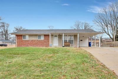 Florissant Single Family Home For Sale: 1430 Moellering Drive
