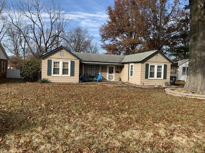 Belleville IL Single Family Home For Sale: $80,000